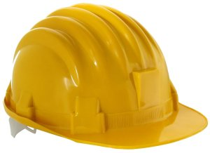 Wear a hard hat when she sits on your face